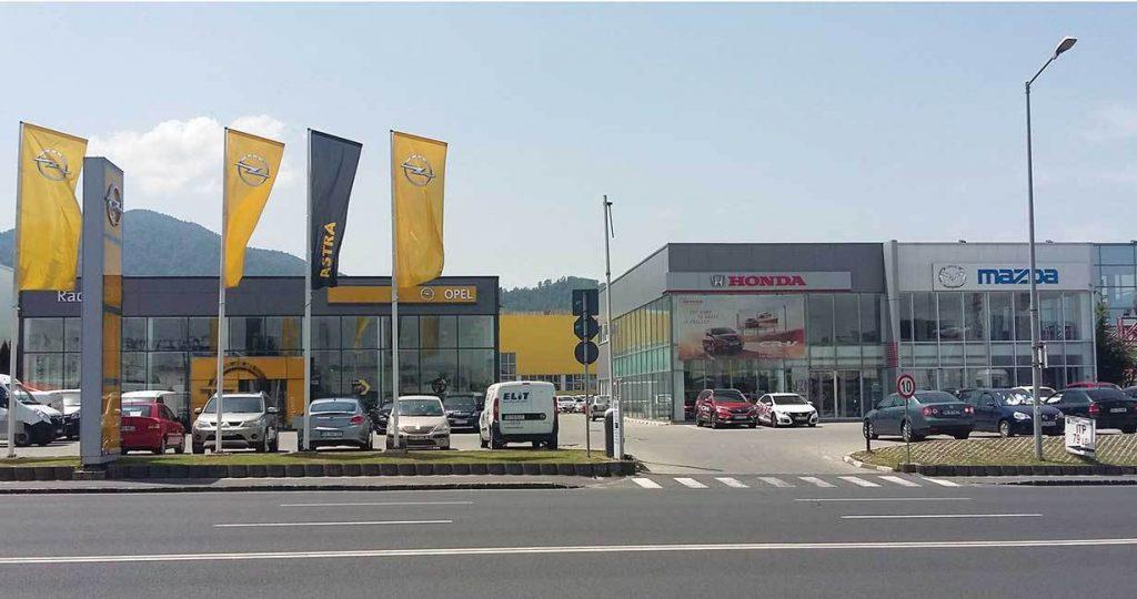 Radacini Motors Brasov