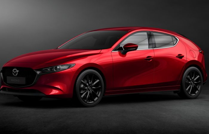 Mazda3 Skyactiv-G122 Plus