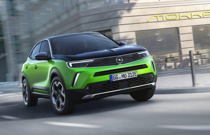 Noul Opel Mokka-e