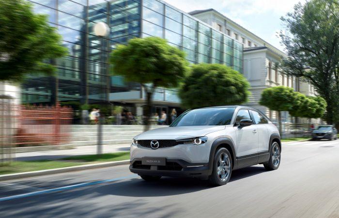 Mazda a dezvoltat bioplasticulde înaltă calitate