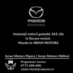 Asistenta rutiera Mazda