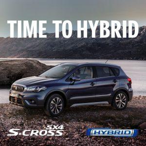 Oferte SuzukiSX4 S-Cross Hybrid