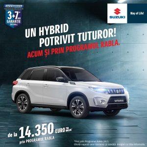 Suzuki Vitara Rabla 2021