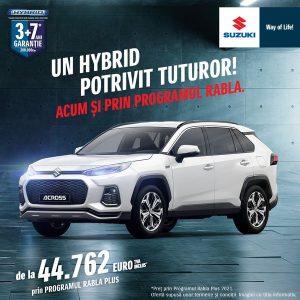 Suzuki ACROSS Rabla 2021