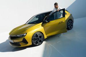 Noul Opel Astraelectrificat